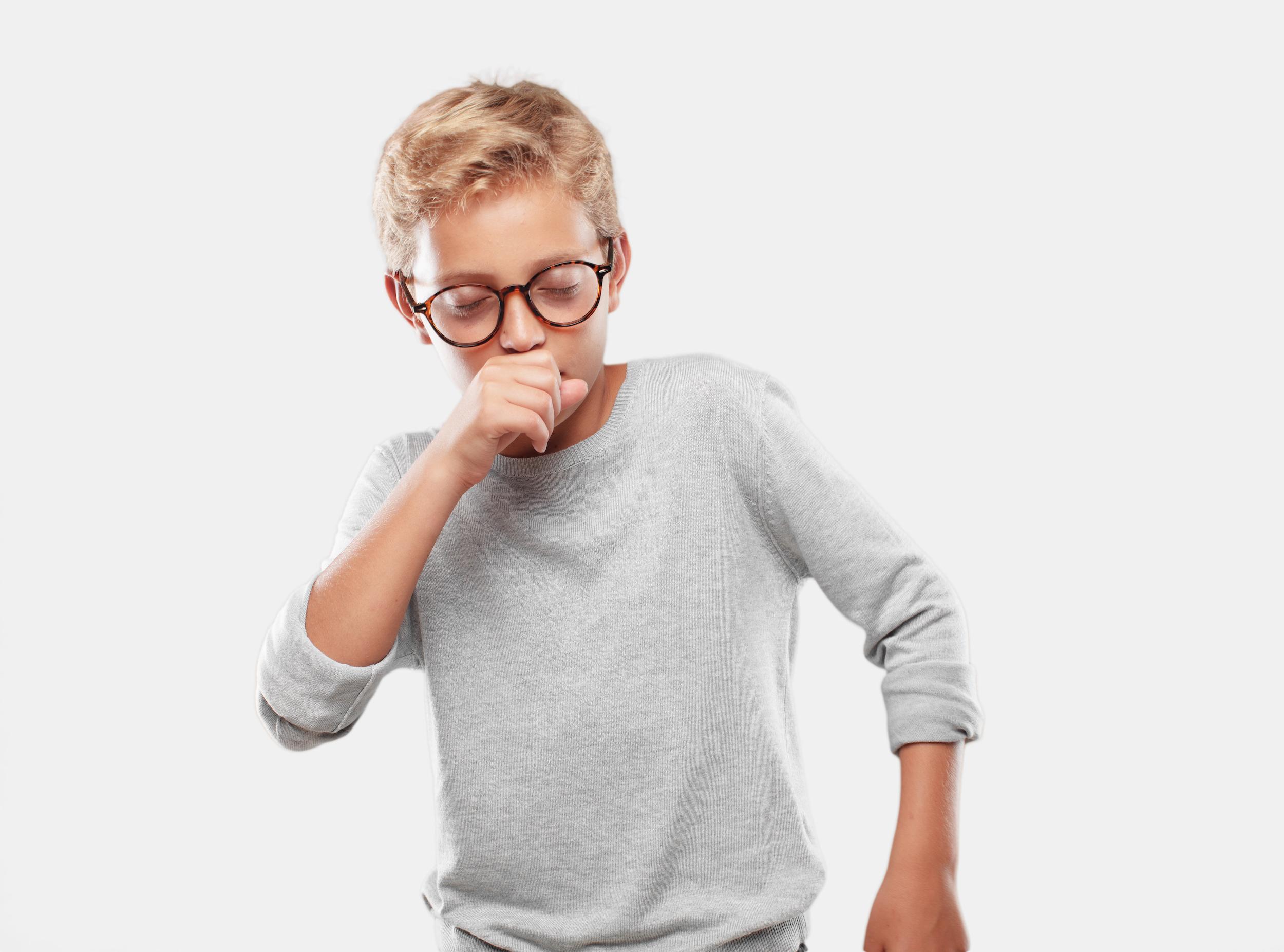 El uso de Fluimucil para niños en caso de resfriado