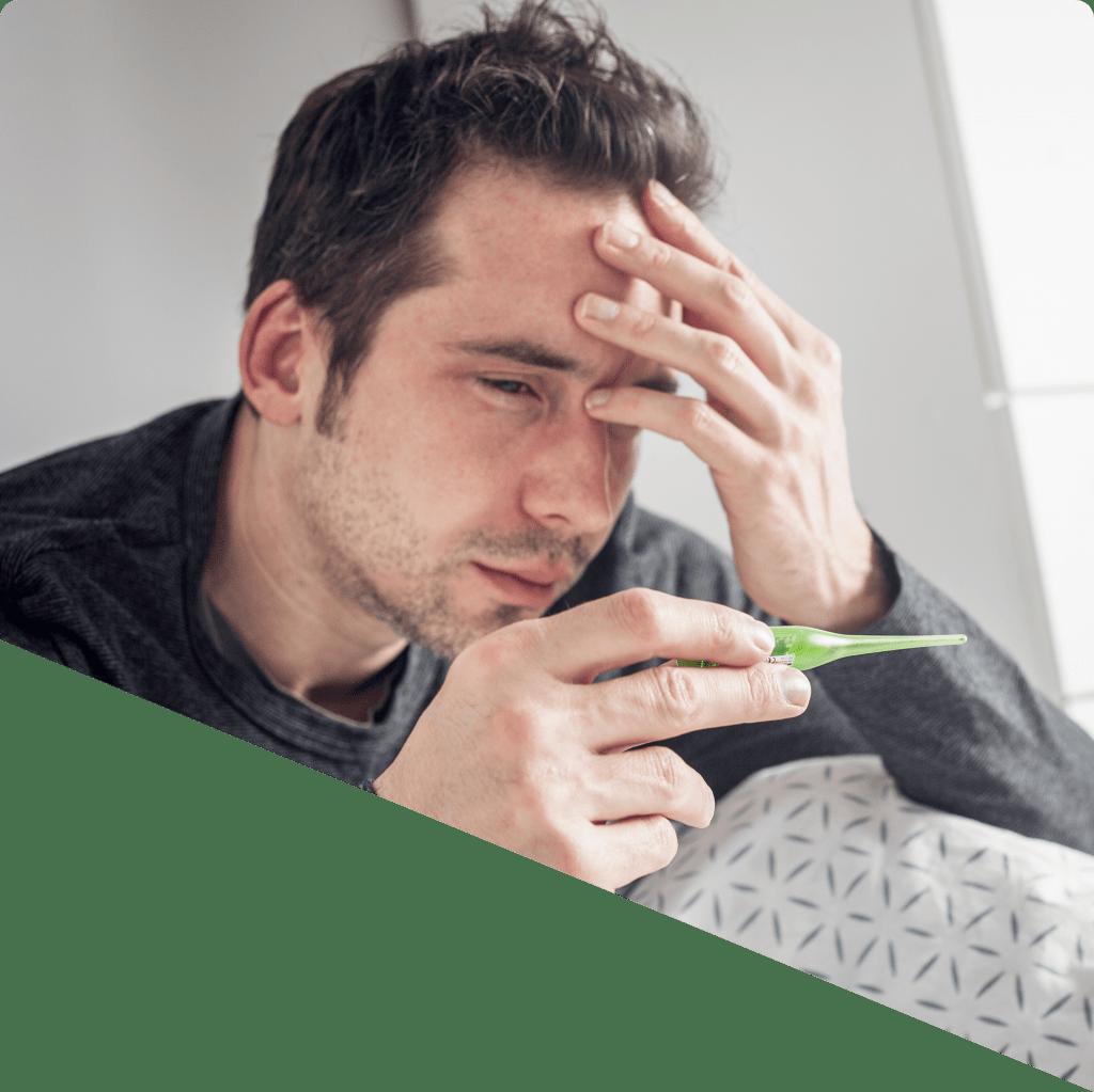 ¿Qué es la fiebre?