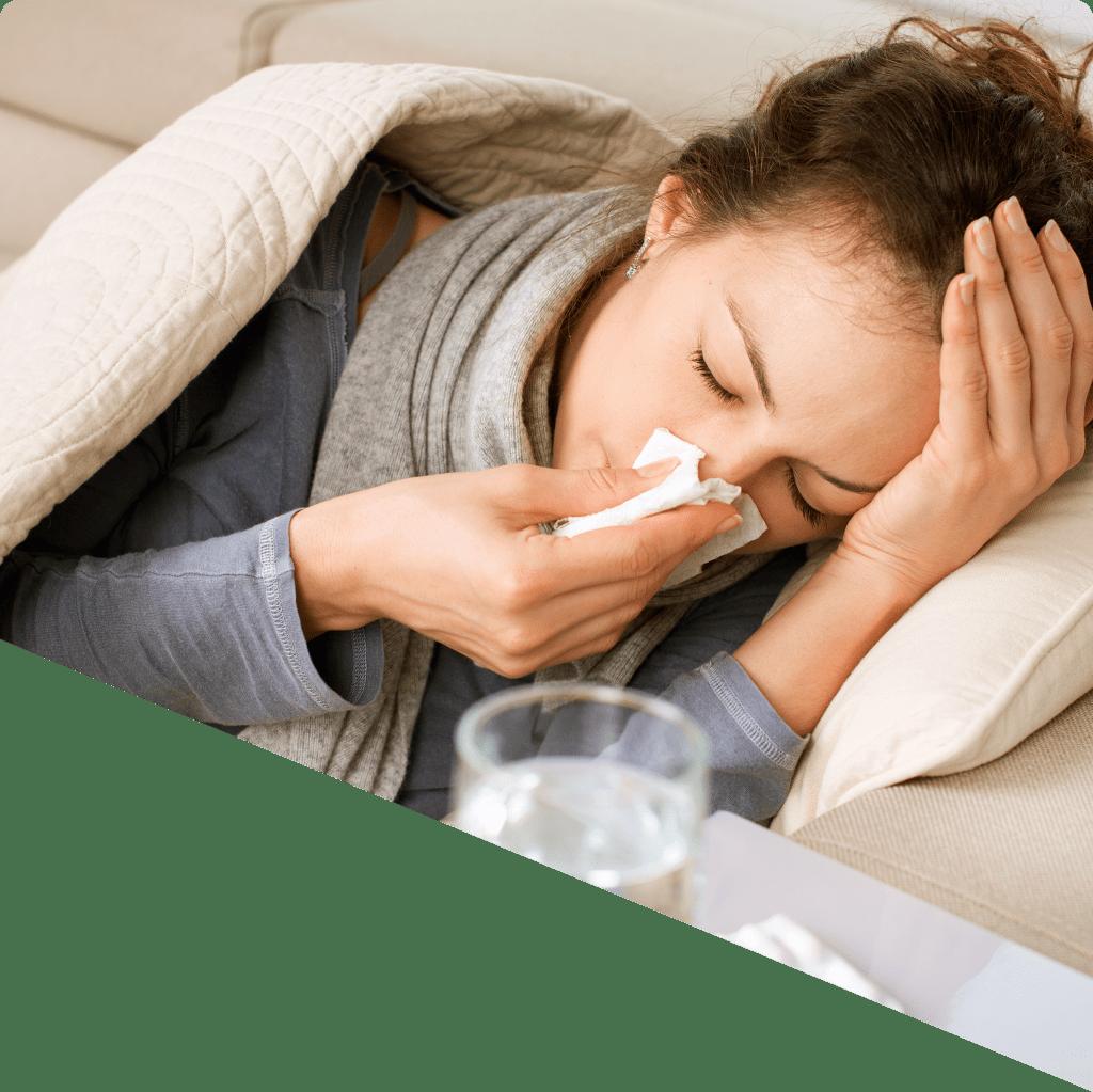 En qué se diferencian la gripe y el resfriado o catarro