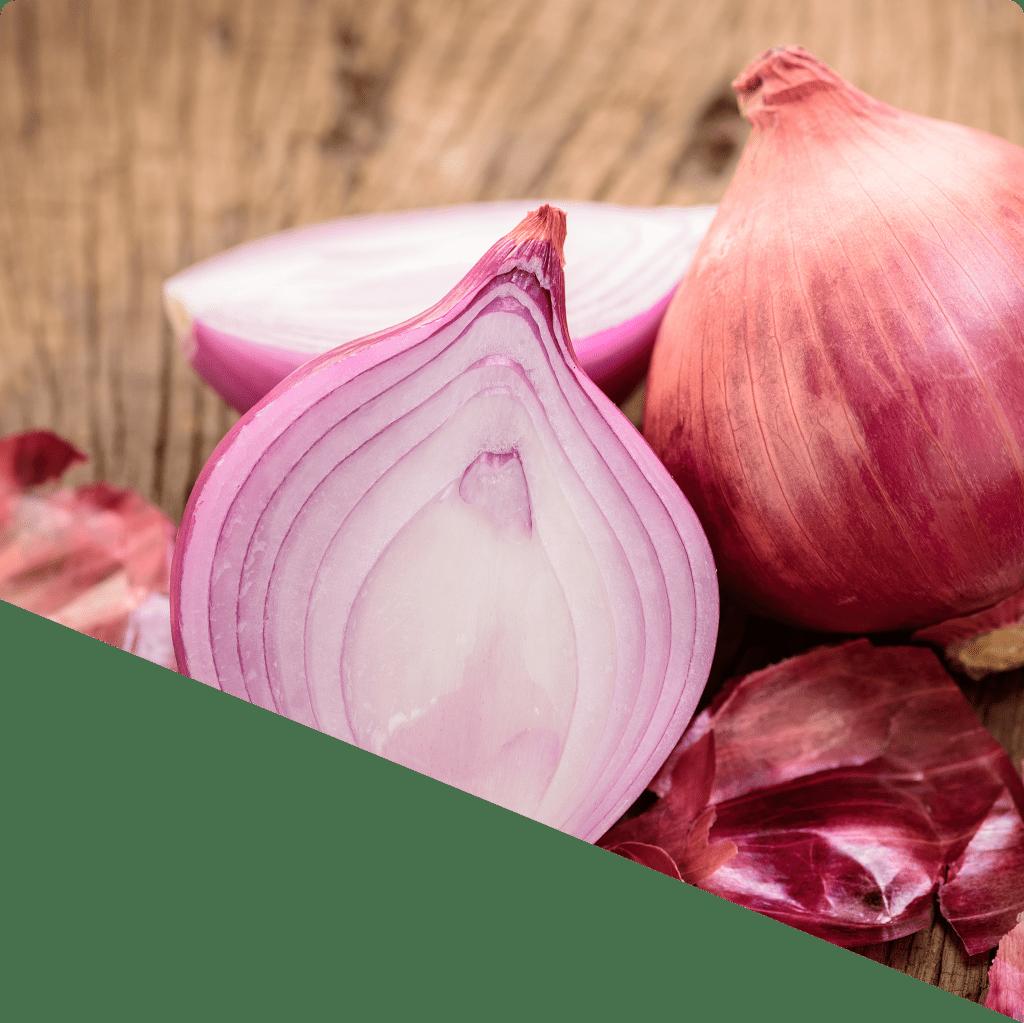 Los beneficios de la cebolla para calmar la tos y los mocos