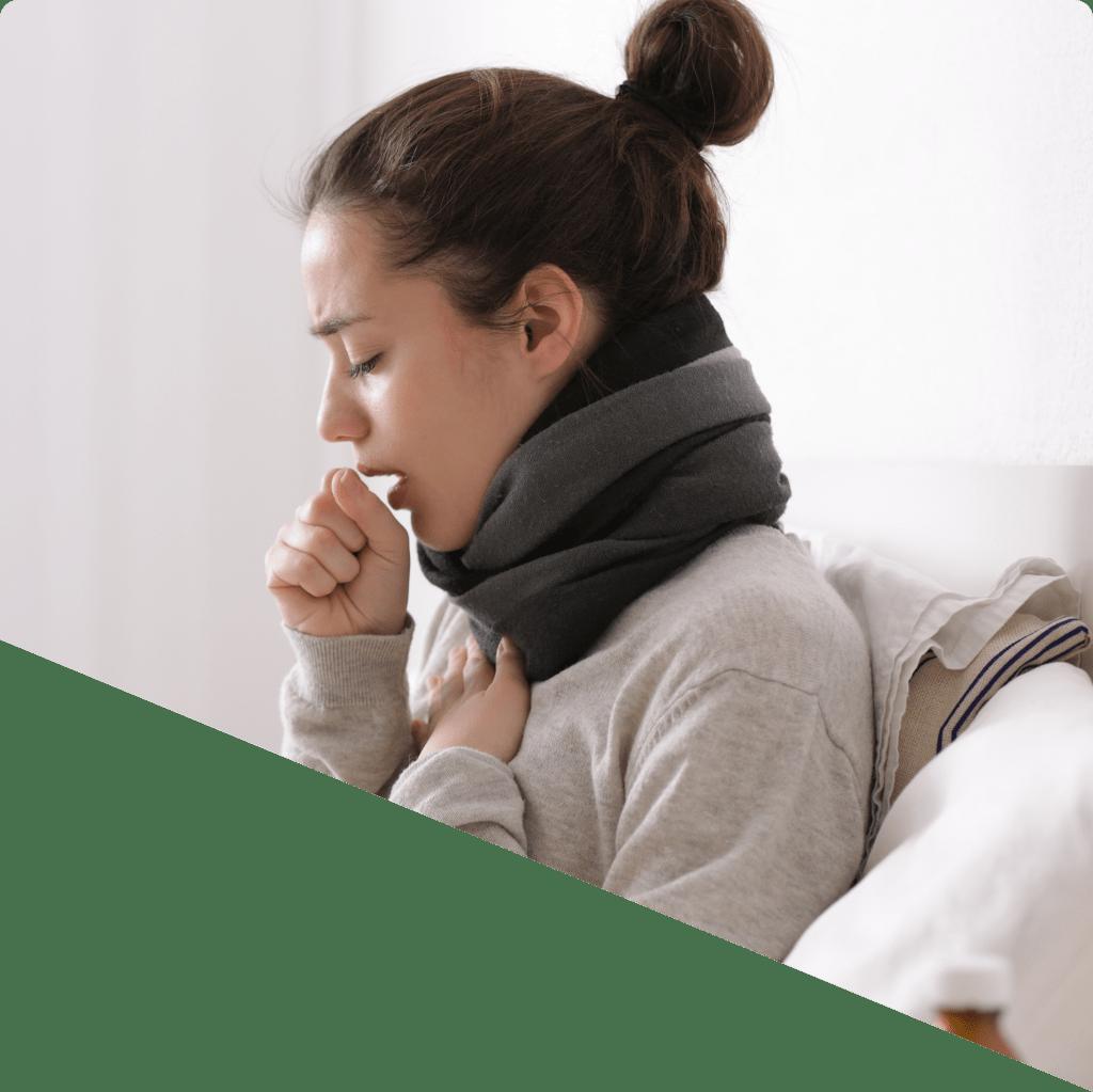 Cómo tratar la gripe, el resfriado común o el catarro